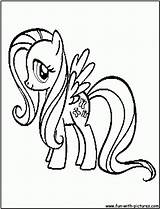 Pony Coloring Little Pages Fluttershy Friendship Magic Princess Google Mylittlepony Printable Fun Party Popular sketch template