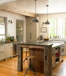 reclaimed wood kitchen island reclaimed barn wood kitchen island at home on the range
