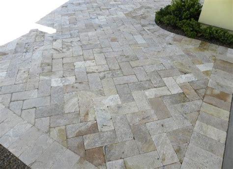 best 25 travertine pavers ideas on brick