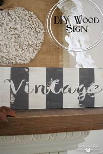 diy wood signs country design style With letter stencils for wood signs
