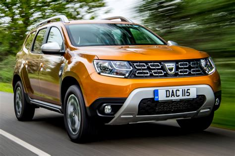 New 2018 Dacia Duster SUV: full details, specs and £9,995