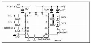 Tda7377 Subwoofer Circuit