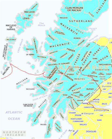 siege de macdonald clans écossais de jean meilland
