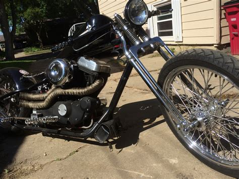 Harley Davidson Sioux Falls Sd by 2007 Harley Davidson 174 Custom Black Sioux Falls South