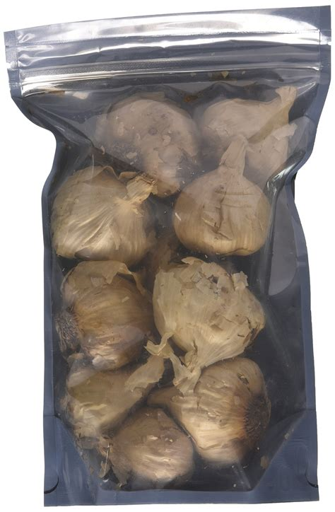 Amazon.com : Whole Black Garlic - 1.5 pounds : Garlic