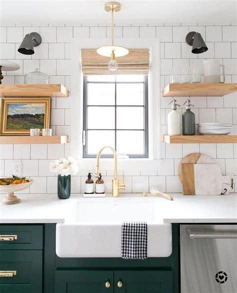 25+ Magnificent Kitchen Remodel No Upper Cabinets