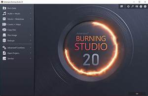 Ashampoo Burning Studio 20 - Free Download And Software Reviews