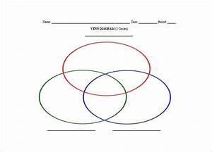 7  Triple Venn Diagram Templates