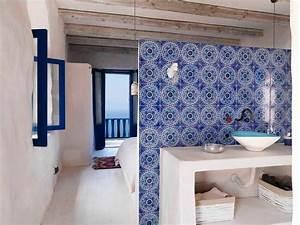 maison d39inspiration grecque au liban With mobilier de piscine design 14 maison traditionnelle grecque