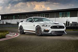 2021 Ford Mustang Mach 1 Delivers Bold Styling, Great Acceleration and Speed