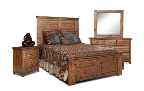 Rustic Bedroom Set, Rustic Pine Bedroom Set, Pine Wood