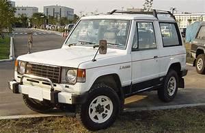 Mitsubishi Montero Pajero 1982