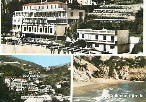 Hotel Pension Complete France Bord De Mer : cpsm france 06 eze bord de mer h tel pension lou casteu 06 alpes maritimes eze 06 ~ Medecine-chirurgie-esthetiques.com Avis de Voitures
