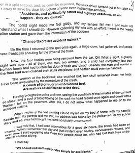 Persuasive Essay Example High School Rules To Follow On The Road Essay In Hindi English Example Essay also Topics For An Essay Paper On The Road Essay Ready Essays Online Quotes On The Road Not Taken  Essay About Business