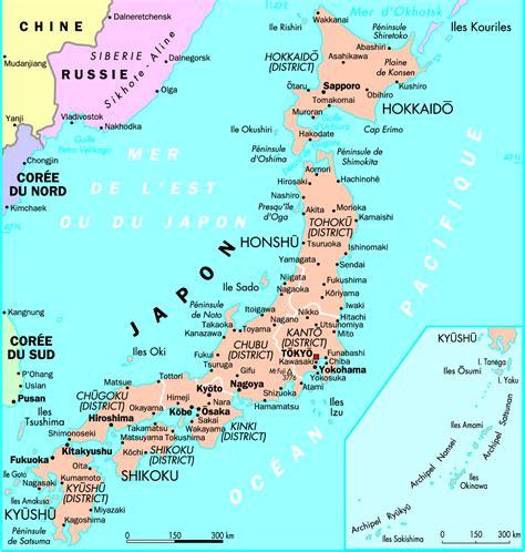 Carte Du Monde Japon by Cartograf Fr Le Japon