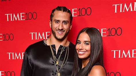 Colin Kaepernick's Girlfriend Secures A New Deal On Nbc