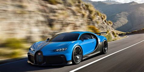 Cynics will see the bugatti chiron as little more than an utterly pointless toy for the very, very rich. The Bugatti Chiron Pur Sport dumps comfort for better all ...