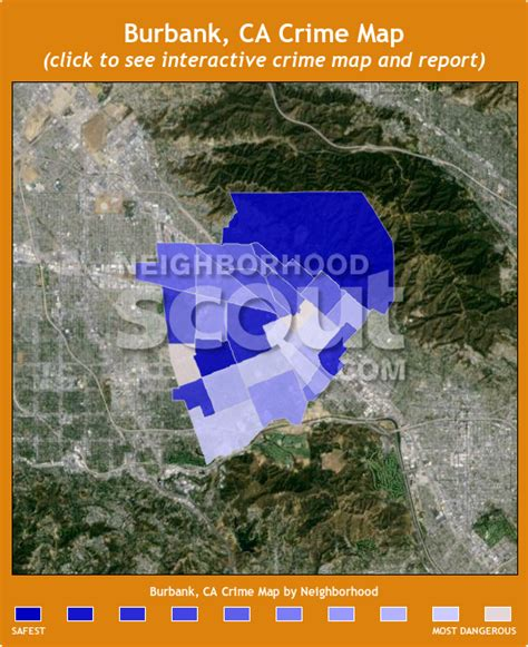 bureau fbi burbank ca crime rates and statistics neighborhoodscout