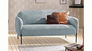 Schlafsofa Skandinavisches Design : andas 2 sitzer bold edles skandinavisches design mit ~ Michelbontemps.com Haus und Dekorationen