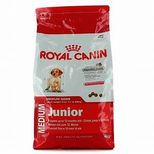 Royal Canin Junior Medium : royal canin croquettes pour chien medium junior 4kg ~ Watch28wear.com Haus und Dekorationen