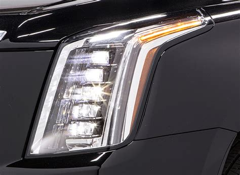 cadillac escalade led headlights outshine all others