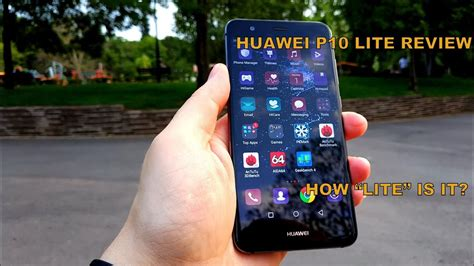 huawei p10 lite review how lite is it