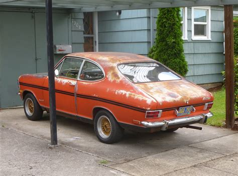 Opel Cars 1970 by 1970 Opel Rallye Information And Photos Momentcar