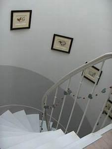 peinture cage escalier peinture cage d39escalier pinterest With charming couleur pour cage d escalier 4 avant pendant apras de la cage descalier la
