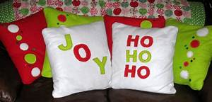 how to make a pillow cover the modern lady With christmas pillows to make