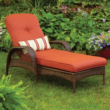 better homes and gardens azalea ridge chaise lounge