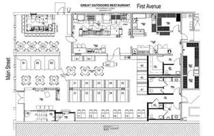 great floor plans great outdoors restaurant about