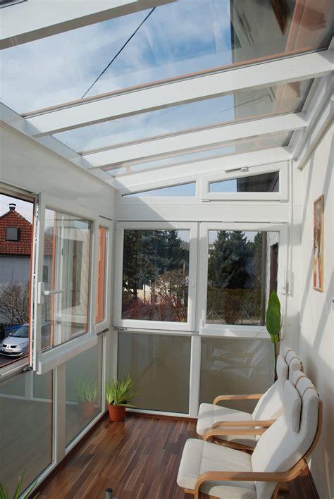 Aus Balkon Wintergarten Machen by Schiebefenster F 252 R Balkon Aus Kunststoff Aluminium