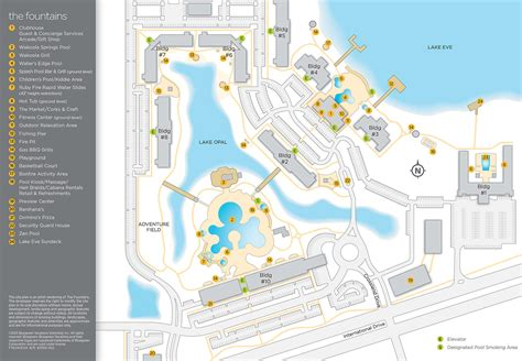 floor plans for master bedroom suites the fountains in orlando fl bluegreen vacations