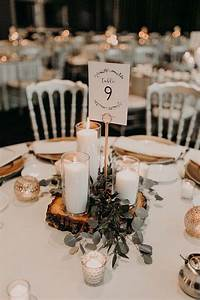 25, Budget, Friendly, Simple, Wedding, Centerpiece, Ideas, With, Candles