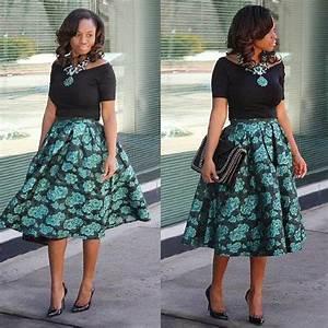 Ankara Short Skirt and Top Style - DeZango Fashion Zone