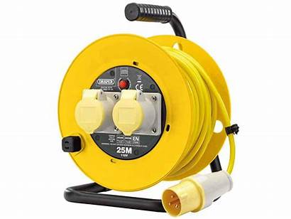 Reel Extension Cable Draper 110v 110b 25m