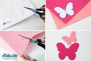 Schmetterlinge Aus Tonpapier Basteln : schmetterlinge basteln anleitung dansenfeesten ~ Orissabook.com Haus und Dekorationen