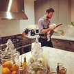 Check Out Armie Hammer's Adorable Multitasking Moment With ...