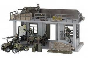 Toys World Peacekeepers Battle Command Post