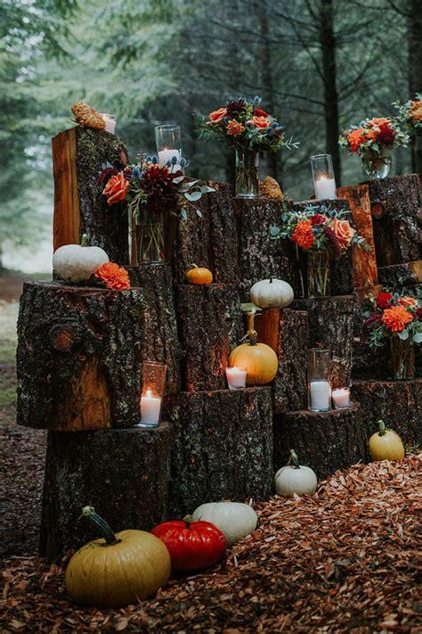 Rustic fall wedding Oregon farm wedding 100 Layer Cake