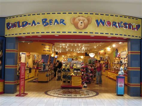 build  bear workshop closes  locations hours  pay