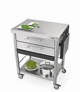 Küchenwagen Mit Schubladen : k chen module edelstahl 687702 ~ Whattoseeinmadrid.com Haus und Dekorationen