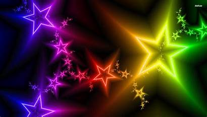 Colorful Stars Wallpapers Star Backgrounds Rainbow Abstract
