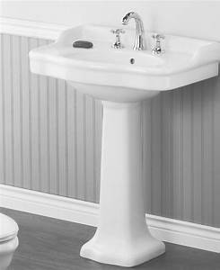 10 Easy Pieces: Traditional Pedestal Sinks - Remodelista