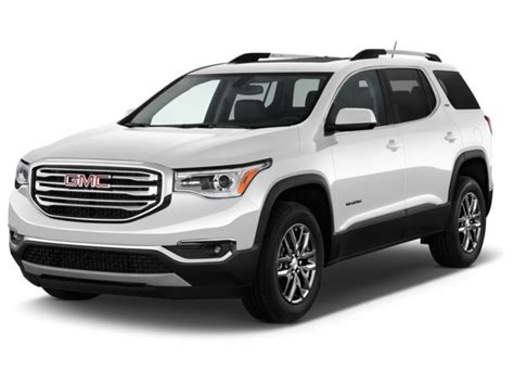 gmc acadia exterior colors  news world report