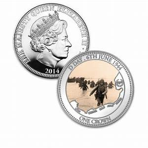 Coin Collection: The 70th Anniversary D-Day Coin Collection