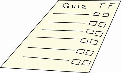 Quiz Clipart Quizzes Clip Cliparts Stuff Adult
