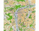 Maps of Prague | Collection of maps of Prague city | Czech ...
