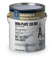 dura plate 235 nsf protective marine