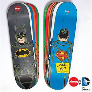 Almost Superhero deck series | Skateboarding Product ...
